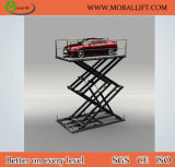 Hydraulic Car Platform Scissor Lift