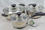 Stainless Steel Cookware Set (YJ-HGTG600)
