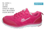No. 45853 Three Color Stock Sport Shoes for Lady