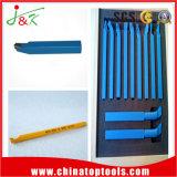 CNC Lathe Brazed Carbide Tools for Cutting Machine Tools Use