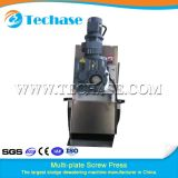 Multi-Plate Screw Press Sewage Treatment Device for Textile Better Than Belt Press