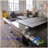AISI4340 SAE4140 Forged Special Shaft Used for Hydraulic Turbine