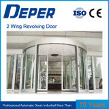 Deper Two Wing Revolving Door