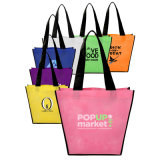 Recycled Grocery Non Woven Bag, Foldable Non Woven Bag
