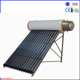 Pressurized Solar Water Heating for Home