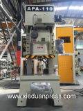 Taiwan Model High Precision 110ton Eccentric Drive Power Press Brake