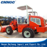 Mini Front End Wheel Loader Chhgc12-1