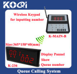 Customer Queuing System for Restaurant
