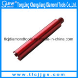 "Long Lifespan Asphalt Diamond Core Bit with 1 1/4"" Thread"