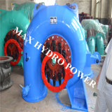 Small Hydro Turbine Generator Mixed Flow Type