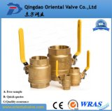 Wholesale High Quality Pneumatic Brass Ball Valve Most Popular
