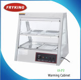 Ce Certification Catering Equipments Manufacturer Customized Food Warmer Display