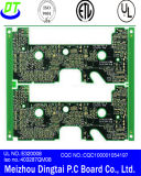 PCB for Set Top Box with ISO9001 /UL SGS RoHS Certifications (DT-001)