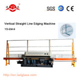 Edging 9 Motor Straight Line Glass Edging Machines