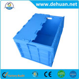 Attached Lid Box Moving Turnover Solid Plastic Favor Case, Plastic Products Manufacturer