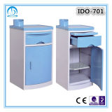 High Quality ABS Hospital Bedside Cabinet