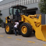 3.0ton Front Wheel Loader with Hydraulic Convertor