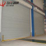 Logistics Warehousing Sectional Industrial Sliding Fast Garage Interior Door