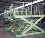 Hot Sale Hydraulic Motorcycle Lift Table