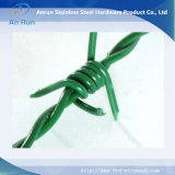 PVC Coated Barbed Wire Factory