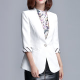 Wholesale Latest Office Plain Solid Polyester Suits