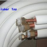 Insulated A/C Copper Aluminium Connectiong Tube