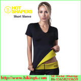 Hot Shaper Short Sleeve Shirt, Slimming Sleeve T-Shirt, Sport Coat