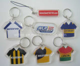 Plastic&Promotional T Shirt Key Chains (PM138)