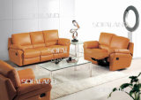 Modern Leather Recliner Sofa (643)