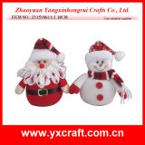 Christmas Decoration (ZY15Y061-1-2) Christmas Subject Winter Gift