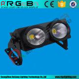 250W Two Eyes Audience Light LED Blinder Light Stage Light