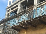 Linyi Manufacture Galvanized Steel Ringlock Scaffolding System for Building Construction Project