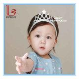 Children Hair Accessories Baby Birthday Crown Hair Band Headband