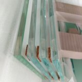 Extra Ultra Clear Crystal Toughened Glass Iregular Shape Tempered Glass