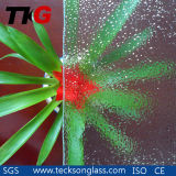 3-8mm Clear Diamond Patterned Glass /Figured Glass