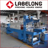 Automatic Hot Shrink Wrapper for Pet Mineral Water Bottling Line