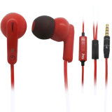 Fashionable Noise Cancelling Earphone with Mic