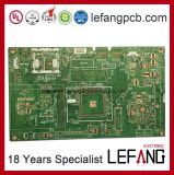 94V0 Telecom Equipment Circuit Board PCB for Electronics