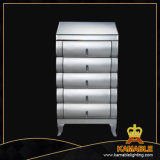 Home Furniture Mirror Glass Chest (JS211-1)