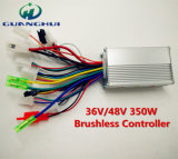 36V48V350W Electric Bike / Scooter/ Bicycle Brushless Motor Controller