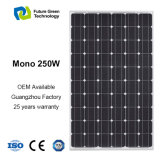 2018 High Efficiency Power Energy Mono PV Solar Panel