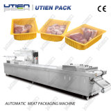 Multi-Function Beef Steak Slice Meat Tray Packing Map Packaging Machine