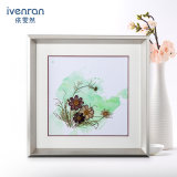 Preserved Pressed Flower Wall Painting for Decoration Gift