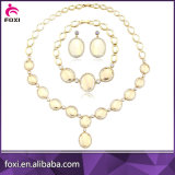 2016 Fashion Gold Plated CZ Jewelry Sets for Women Wedding
