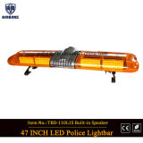 Amber Project LED Flashing Strobe Lightbar (TBG-GA-110L1)