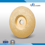 125mm Vacuum Diamond Grinding Wheel for Japan