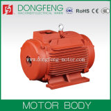 Customized Aluminum/Casting Iron Motor Case with Machining