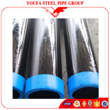 Construction Building Material Black Carbon Welded Round Steel Pipe Tube