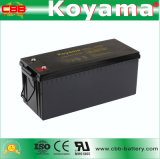 Deep Cycle Gel Battery for Solar Power System -Dcg240-12-12V240ah