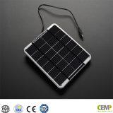 Ecmp PV Polycrystalline Solar Panel 3W, 5W, 10W 20W 40W 80W Easy to Move Anywhere
